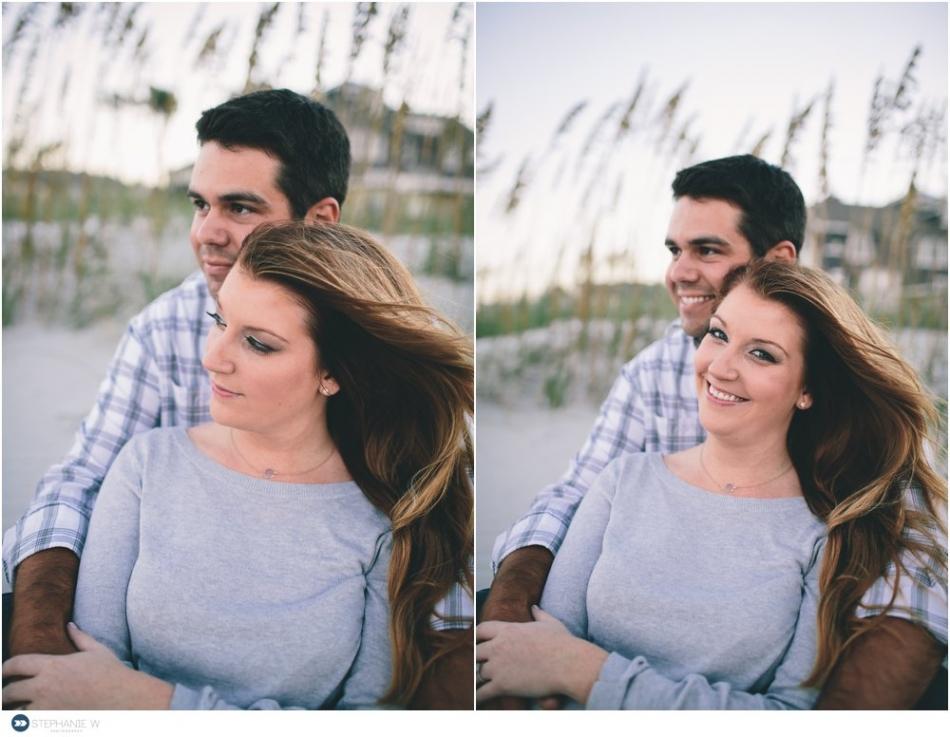 jacksonville wedding photographer engagement session