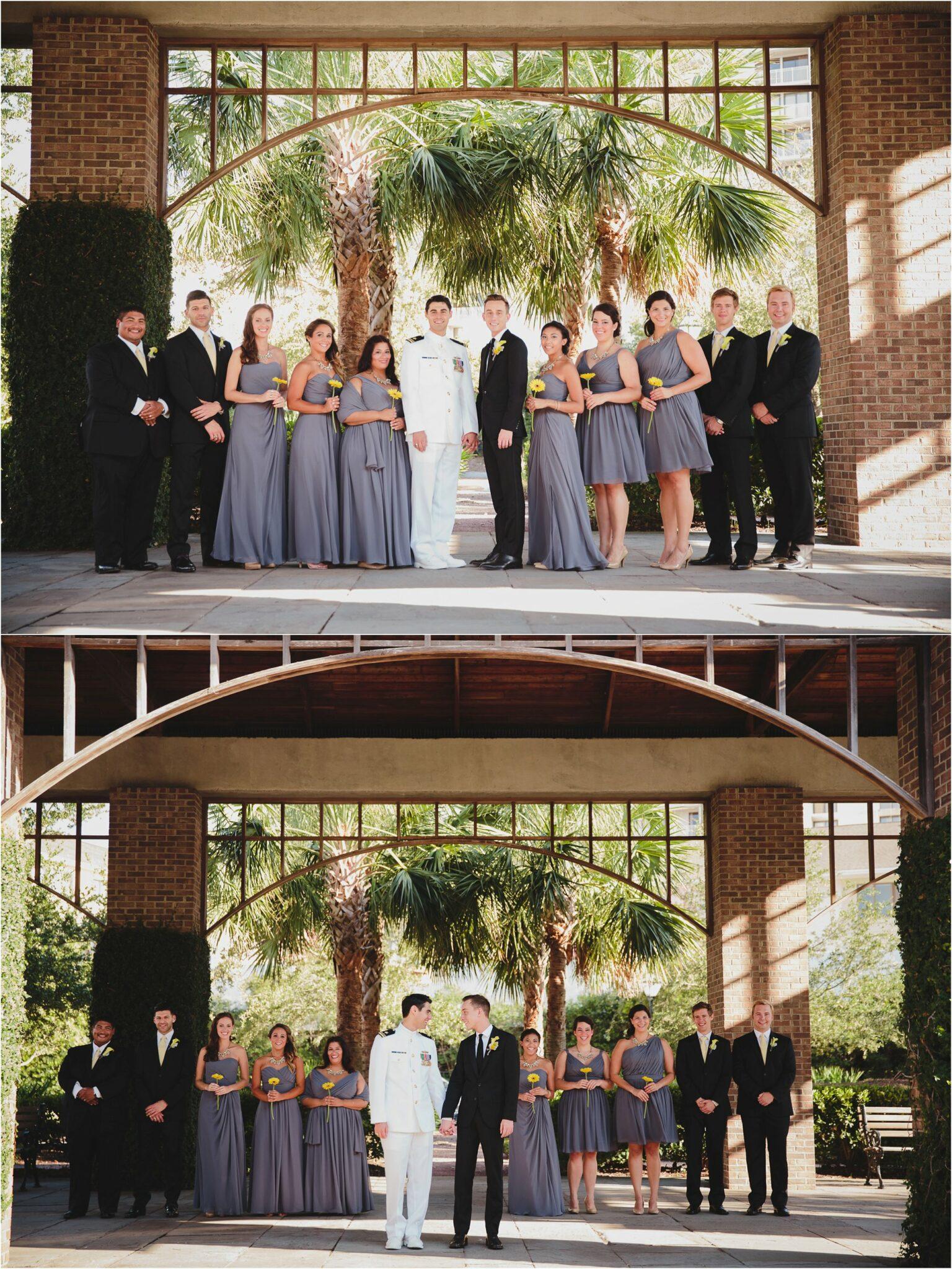 South Carolina Aquarium Same Sex Wedding  Charleston, Sc Wedding Photographer  Joey -7682