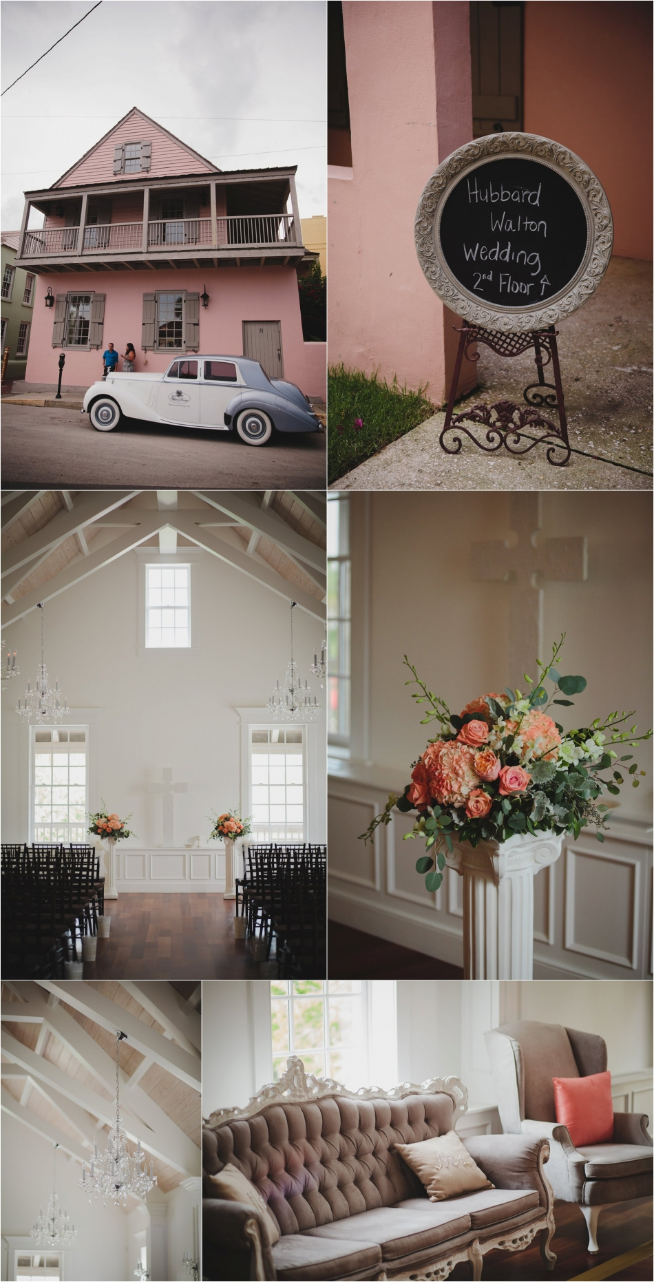 Villa Blanca Wedding At The White Room St Augustine Fl