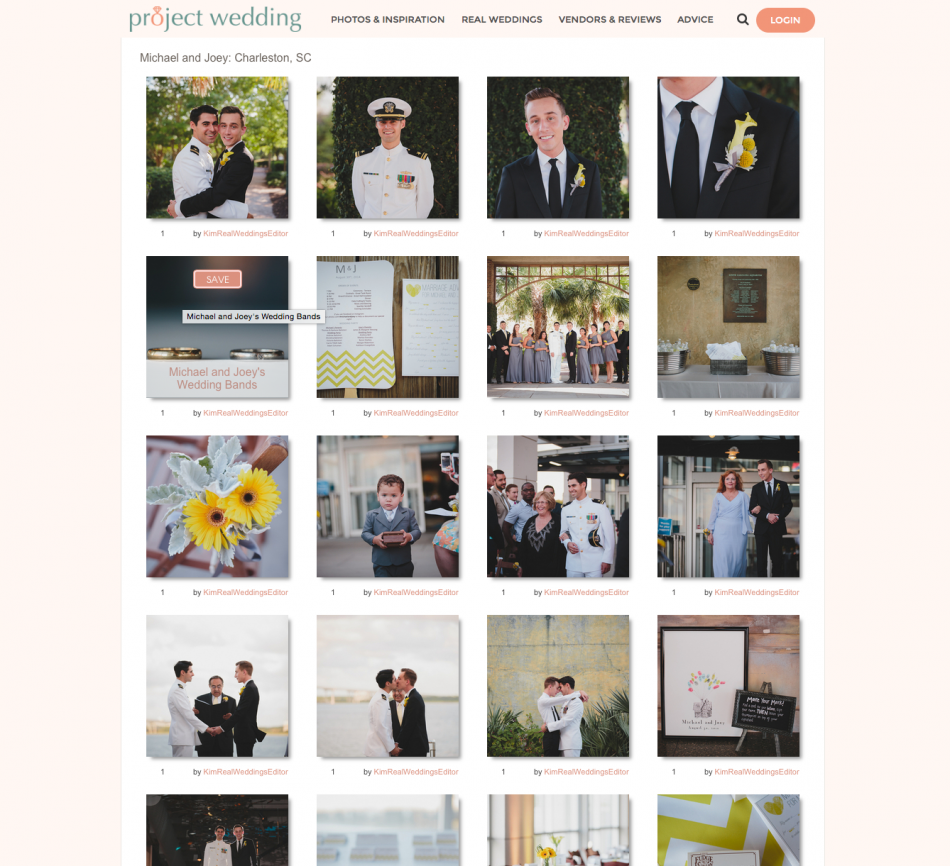 Project Wedding-Michael + Joey