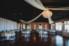 wedding reception space at white room grand ballroom