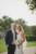 bride and groom looking straight ahead