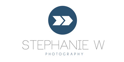 Stephanie W Photography Blog logo